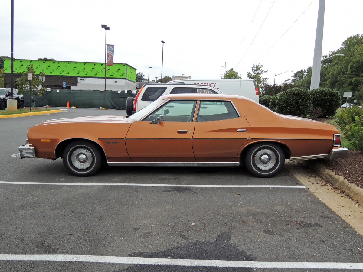Curbside Classic Ford Gran Torino Symbol Of The Seventies