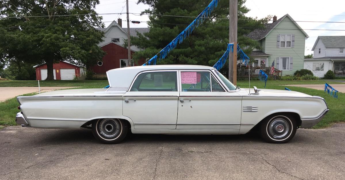 Curbside Capsule: 1964 Mercury Monterey Breezeway – A Case of ...