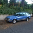 This blue gen2 Subaru GL AWD wagon is parked just around the corner from my house, and is owned by one of the daughters that has moved back in with […]
