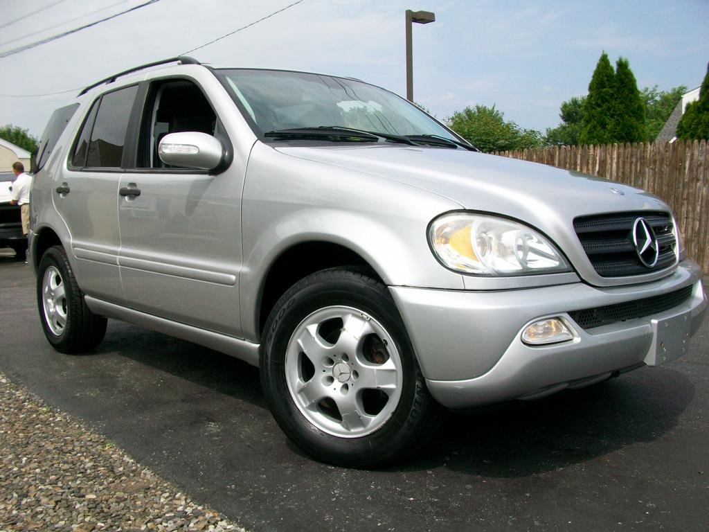 coal 2002 mercedes benz ml320 what s bigger than a