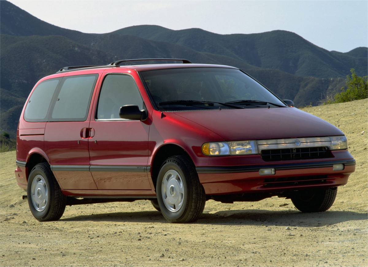 While the design and powertrain came from nissan ford s contribution came in the form of most interior switchgear and assembling both minivans at its ohio
