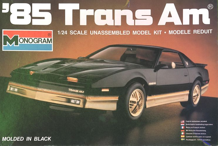 In-Motion Classic: 1985 Pontiac Firebird Trans Am – Model Citizen