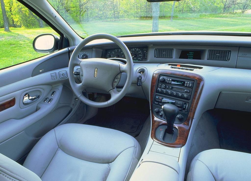 Cc Outtake  1998 Lincoln Mark Viii  U2013 Into The Pearl White