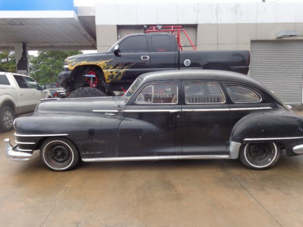 Curbside Classic 1948 Chrysler New Yorker A Straight Eight Survivor Curbside Classic