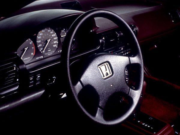 Honda Accord dash