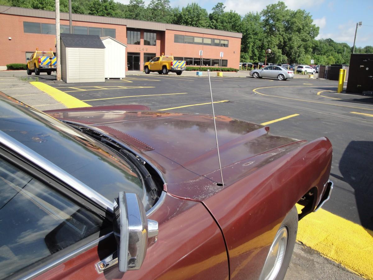 Impala 4 door sedan rear door seals 1975-1976 Chevrolet Bel Air pair Caprice