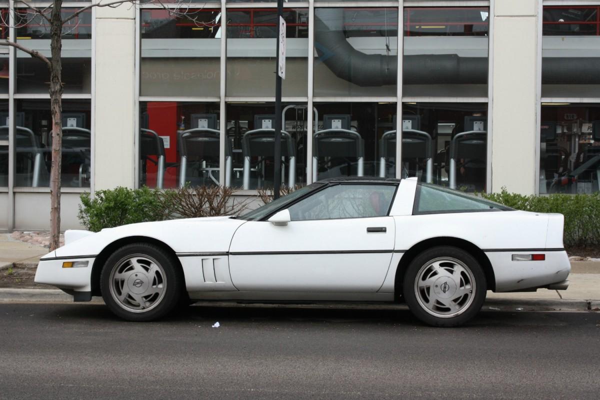 7916fd663 CC Capsule  1988 Chevrolet Corvette – Let s Get Physical