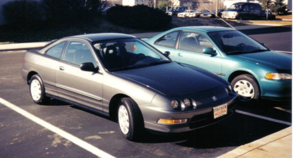 Acura Integra RS