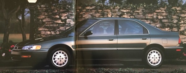 1996 Accord EX Sedan