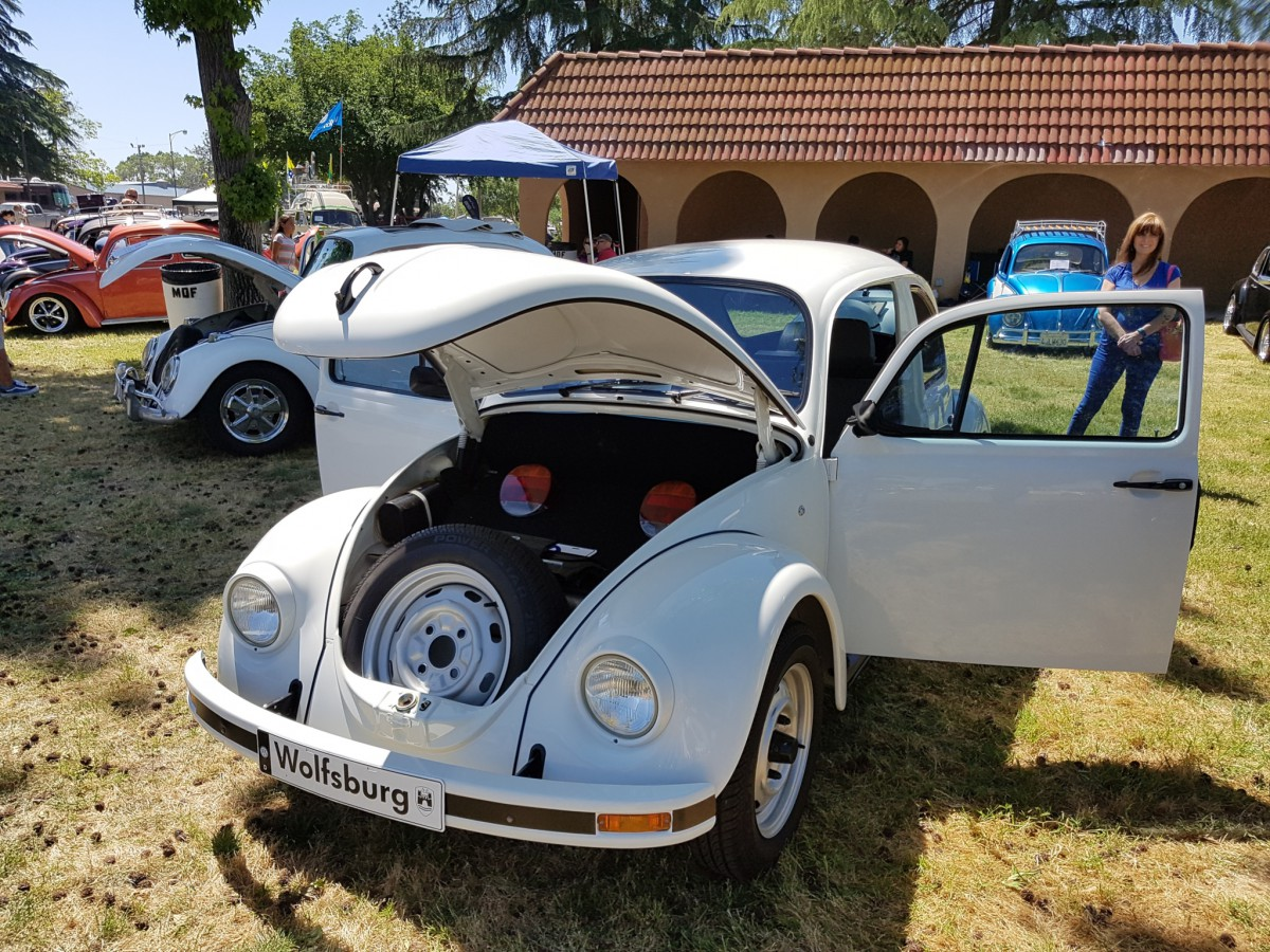 VW 2003 vw bug : Car Show Classic: 2003 VW Type 1 Beetle: Last of the Mohicans