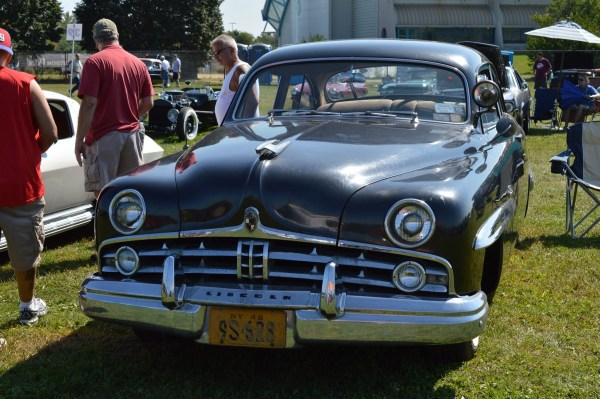 Car Show Classic: 1949 Lincoln Cosmopolitan Coupe – Cadillac