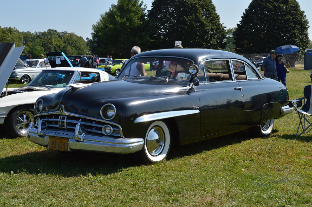 Car Show Classic: 1949 Lincoln Cosmopolitan Coupe – Cadillac ...