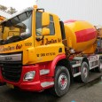 I caught this bright yellow and red Big Toy at the 2017 DAF Museum Days. Last year its owner ordered 15 of these, plus another 10 Mercedes-Benz 8×4 trucks. Yes, […]