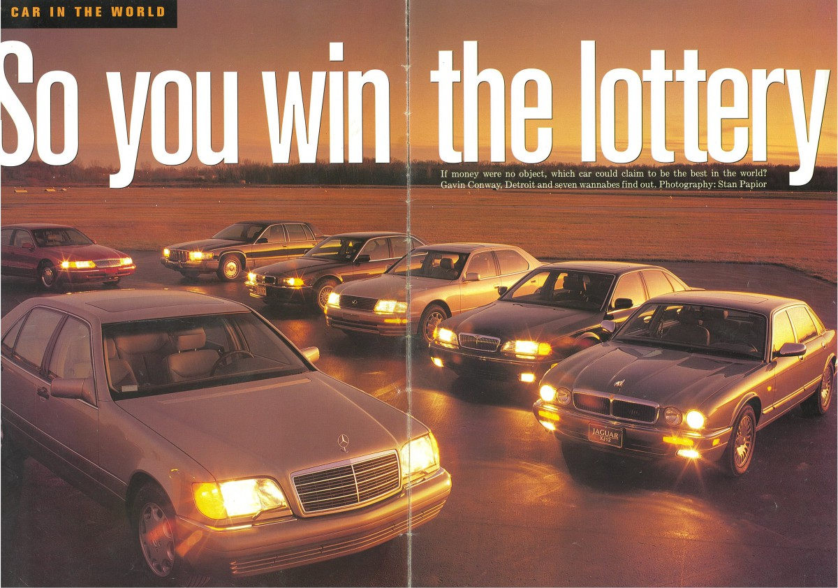 Vintage Reviews The Best 1994 Car In The World