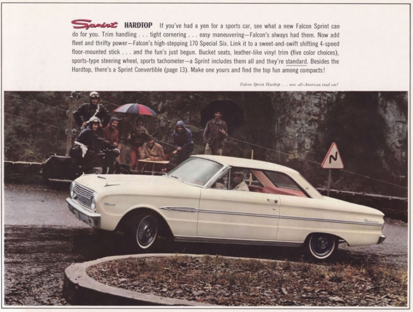 Image result for 1963 ford falcon brochure
