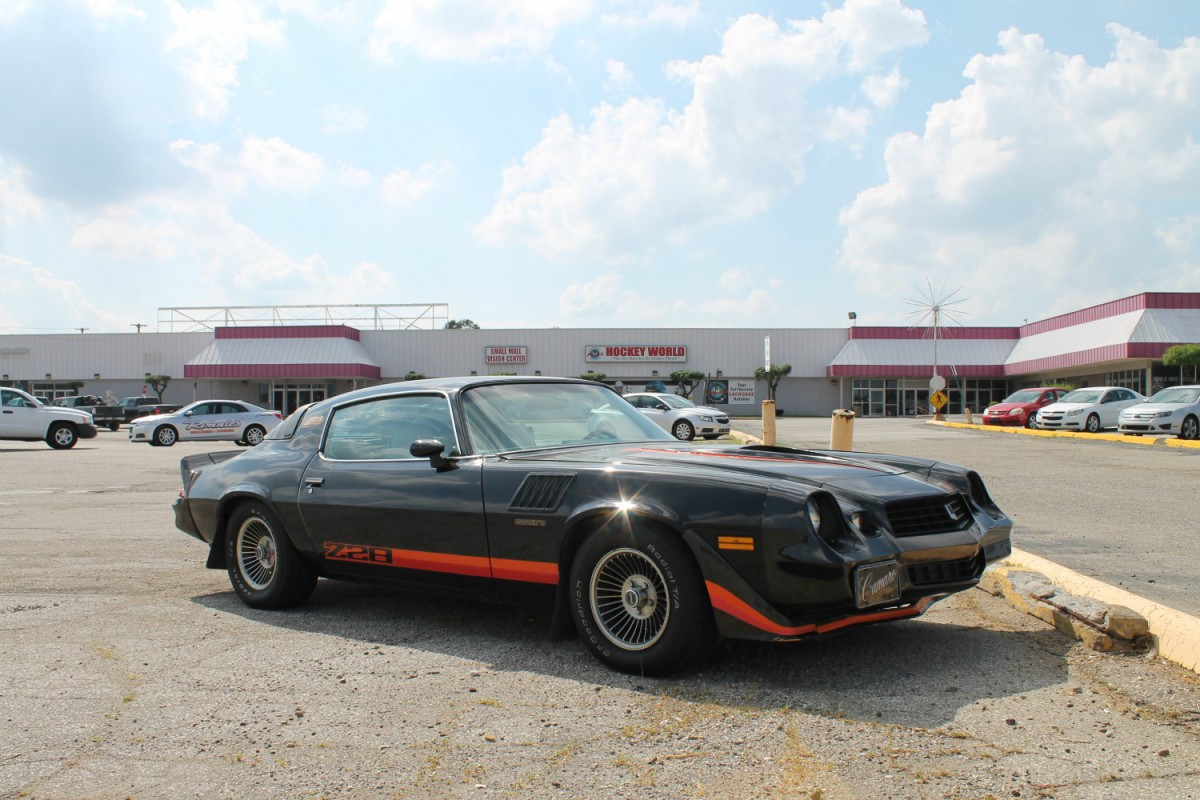 Curbside Classic: 1979 Chevrolet Camaro Z28 – Paradise Express