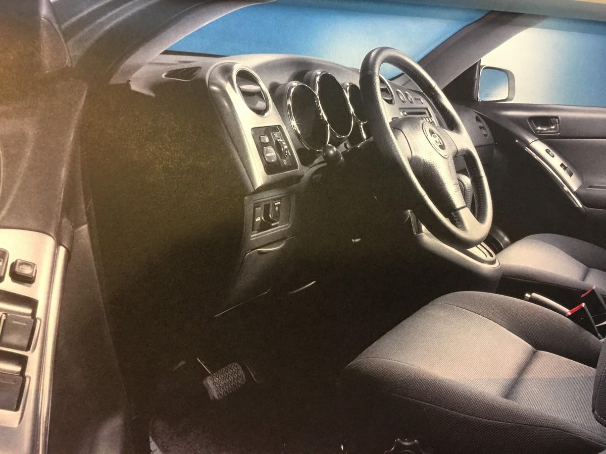 Toyota toyota matrix awd manual transmission : COAL: 2003 Toyota Matrix XR – Much Better