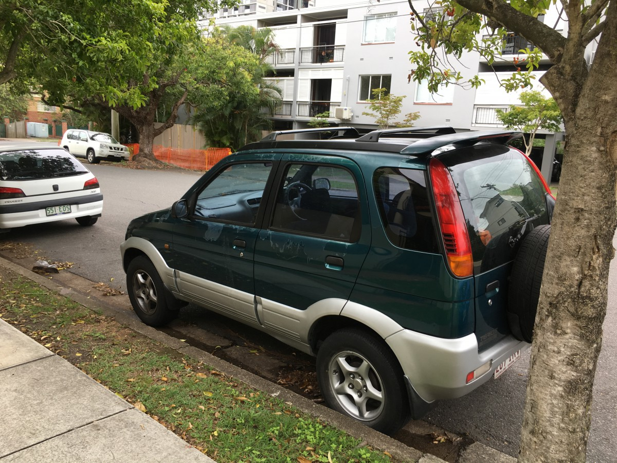 Curbside Capsule: 1997-2005 Daihatsu Terios – Twenty Years