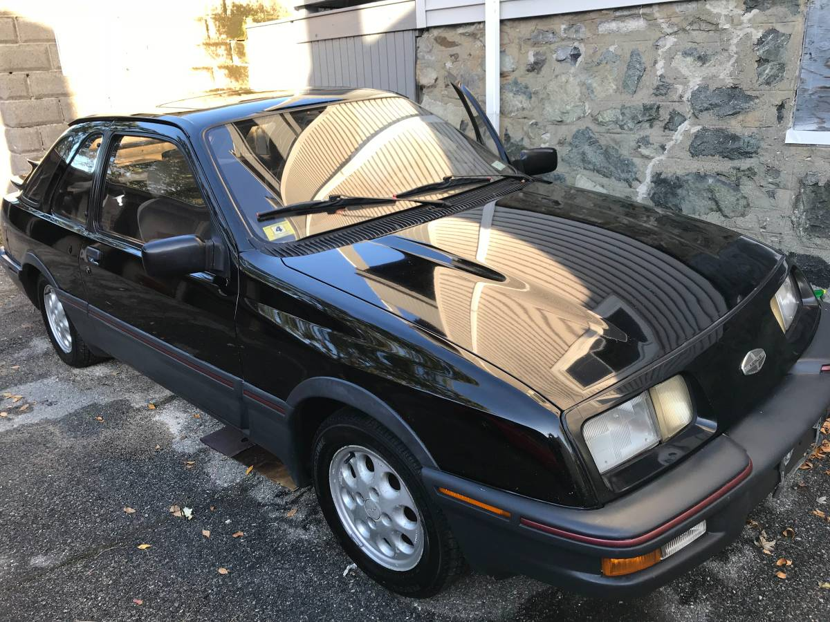 1986 Merkur XR4TI , Anyone? This One Is The Best Looking