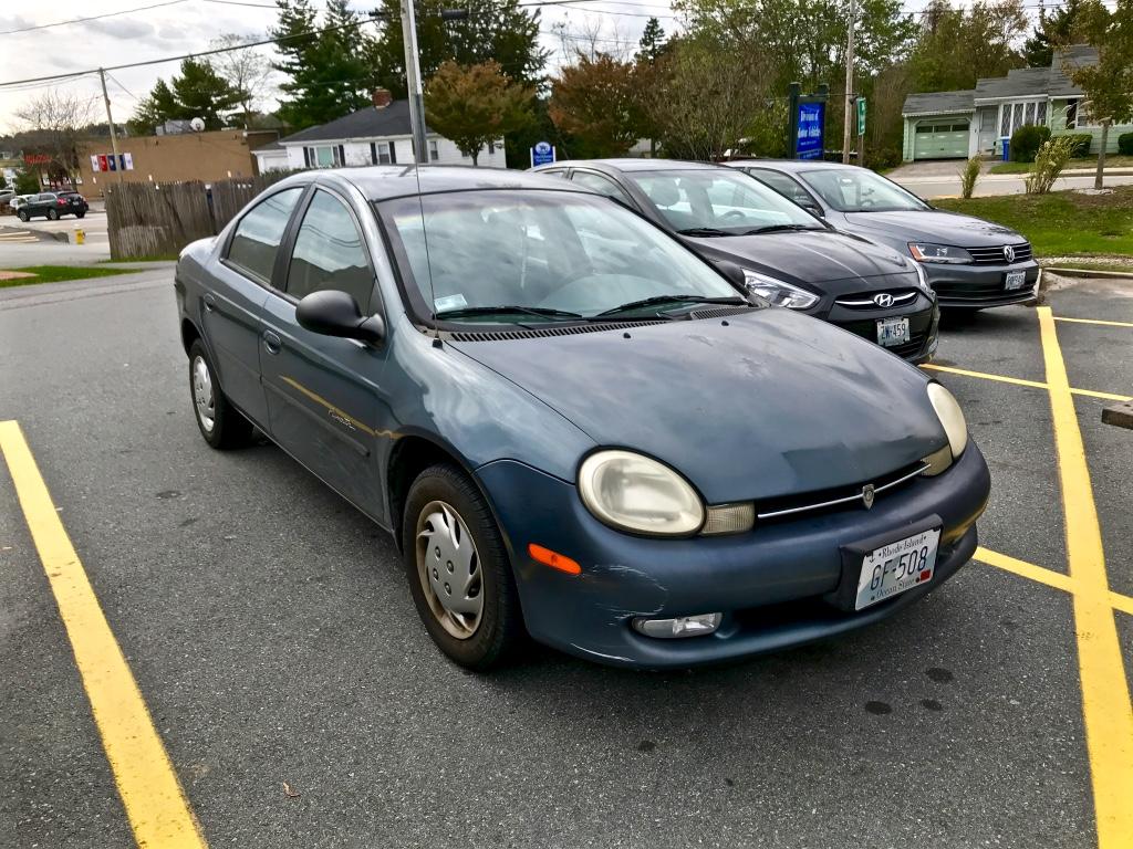 curbside classic 2001 plymouth neon lx u201chi u201d turns to u201chello u201d rh curbsideclassic com 2001 Plymouth Neon Engine 2001 Plymouth Voyager