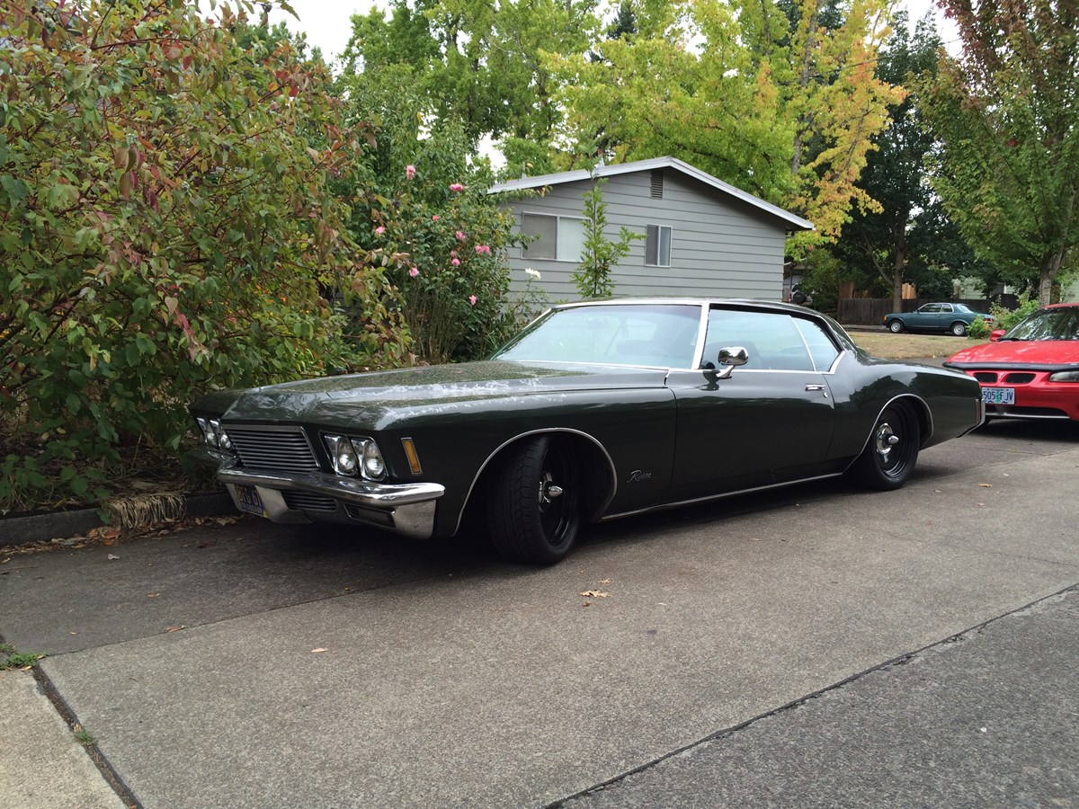 I Bought A 1971 Buick Riviera From Lou Glutz Motors and Barely Lived ...