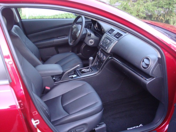 2009 Mazda6 Interior