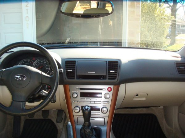 Dashboard for 2006 Subaru Outback
