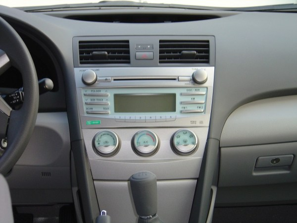 Instrument panel for 2007 Camry