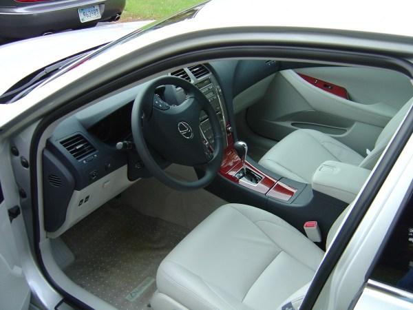 2008 Lexus ES350 Interior