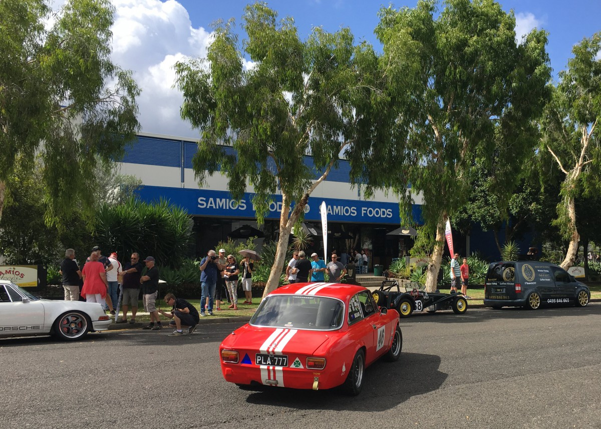 Car Show Classics: Turbo Drive Cars & Coffee In December 2017