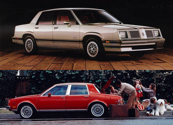 GM North America's FWD Platform Proliferation of the 1980s – A Guide