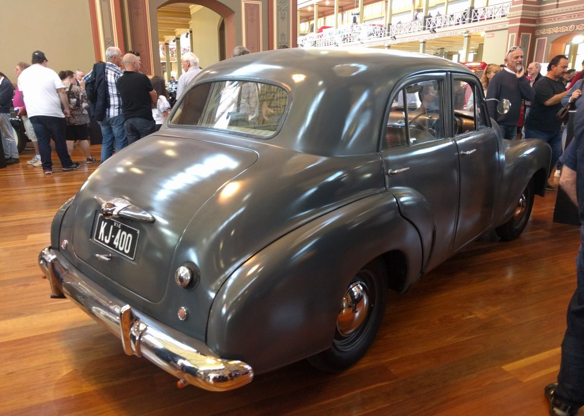 Car Show Classic: 2017 Motorclassica – A Hall Of Holden History