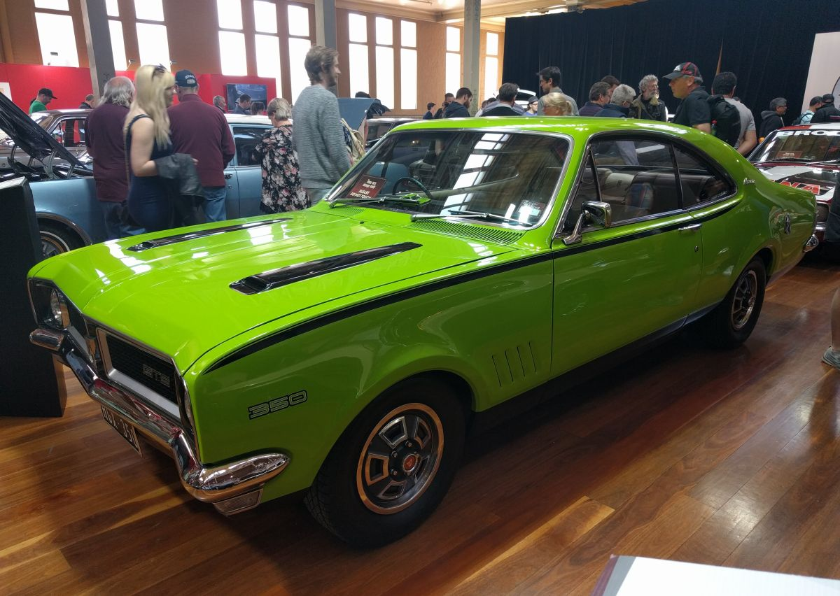 Car Show Classic: 2017 Motorclassica – A Hall Of Holden