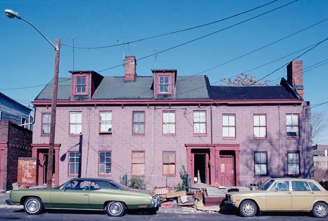 New At Newark Street Newark Nj Fall 1980