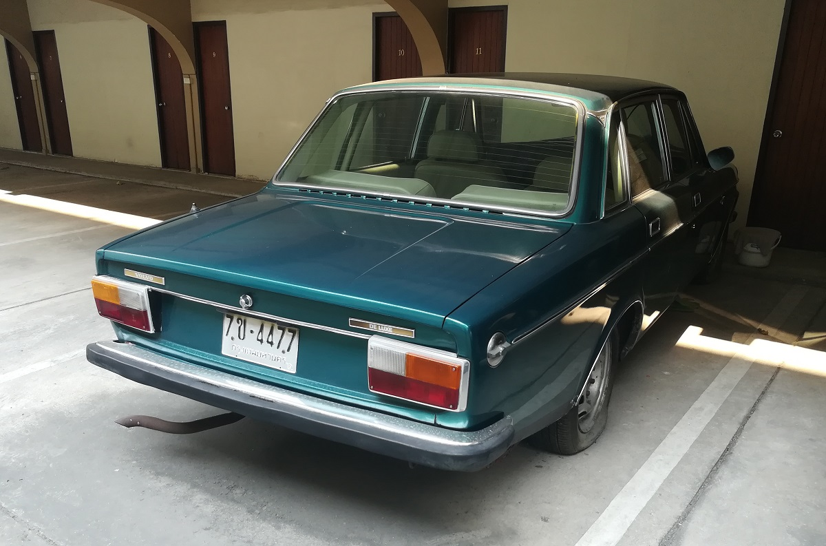 Curbside Classic: 1973 Volvo 164 De Luxe – Green Swede (Needs) Shoes    Curbside ClassicCurbside Classic