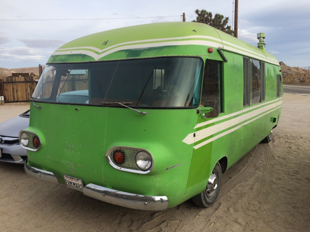 Road Trip Outtake: Ultra Van – Corvair Powered Ultralight