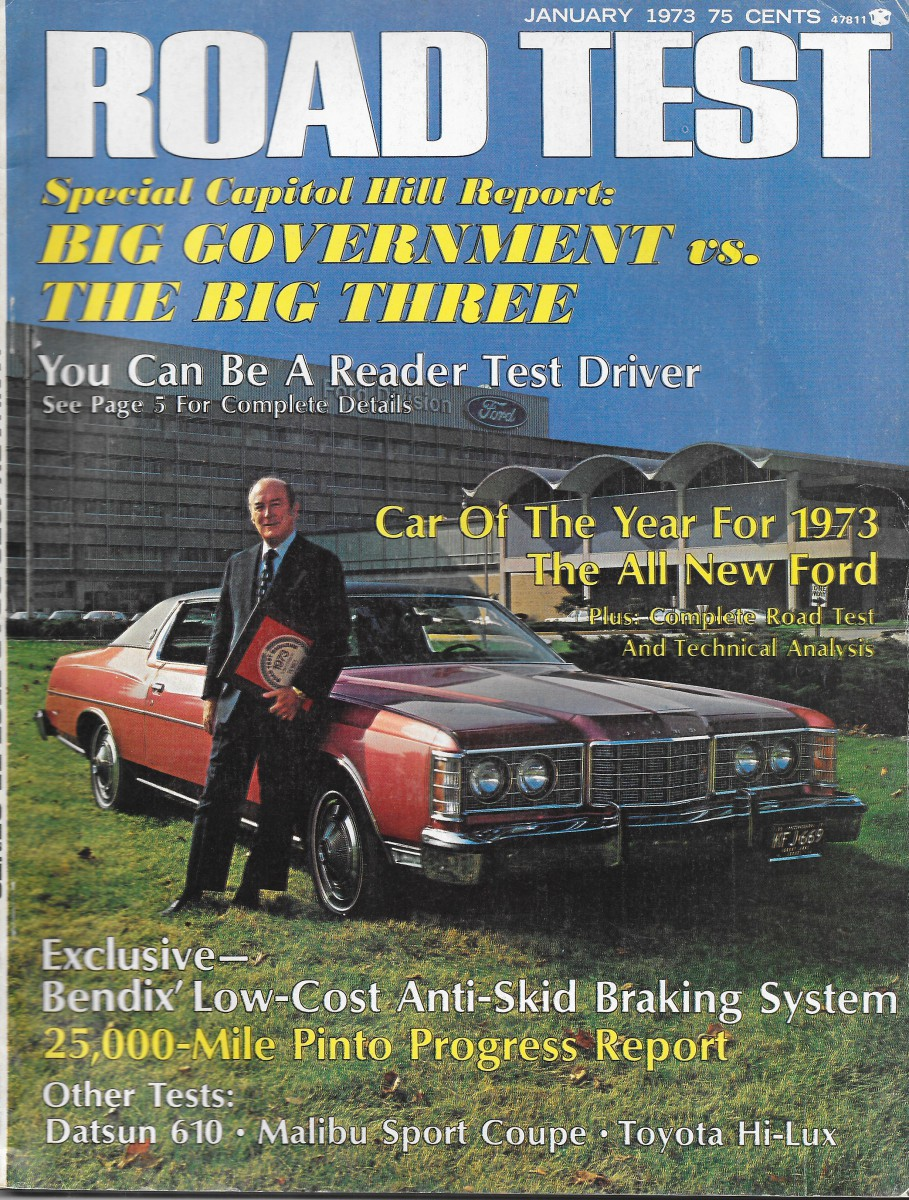 And Thats Where Road Test Magazine Comes In More Than Any Other US Buff Book At The Time Devoted A Lot Of Coverage To Everyday Cars That