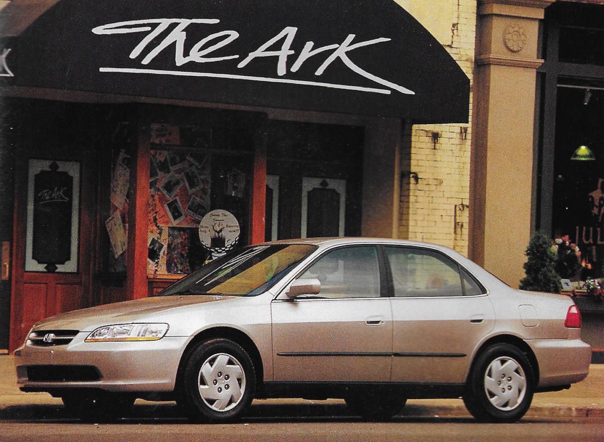 CD1197 Accord Sedan Main Image