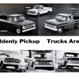 I recently wrote a piece on the history of the 1960-66 Chevrolet pickups and proclaimed it to be the first modern pickup. There is no doubt that Chevrolet trucks of […]