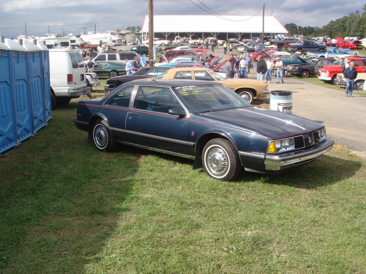 1989 Oldsmobile 88 Royale Wiring Diagram