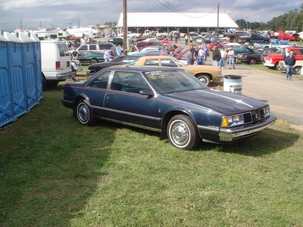 1986 Olds Delta 88 coupe