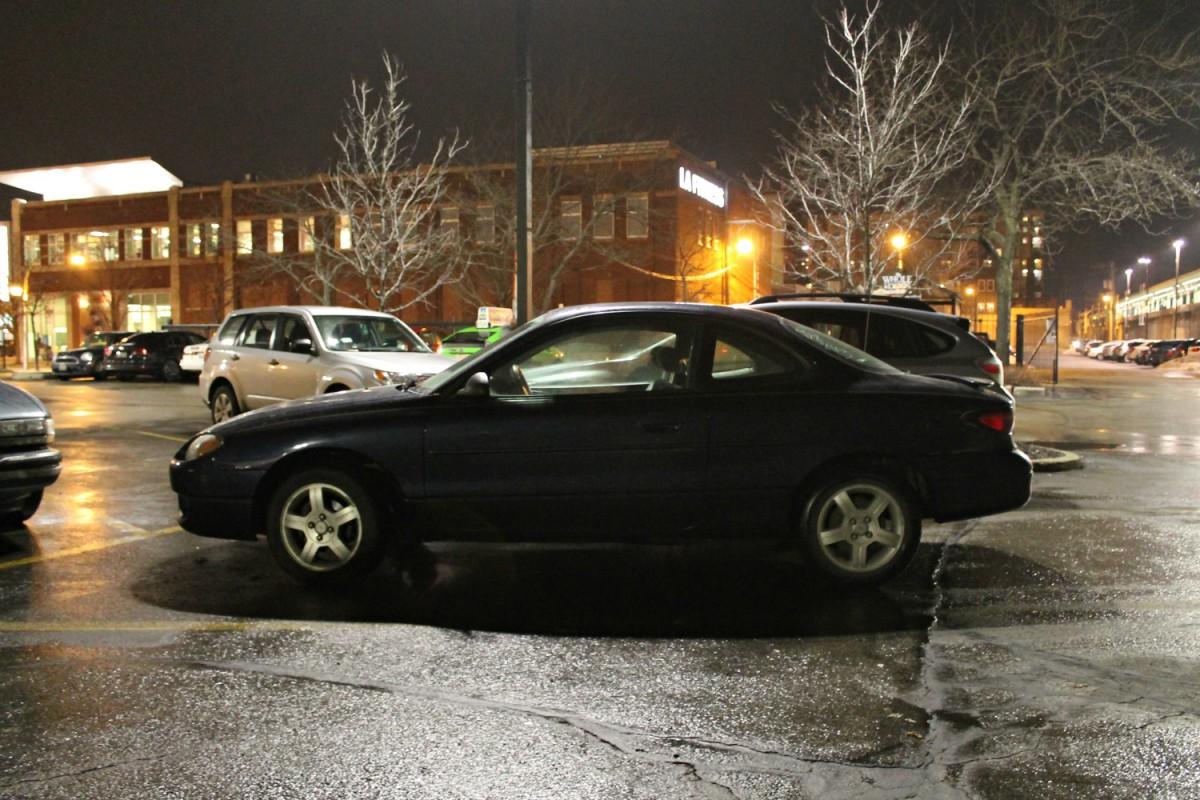 2003 ford escort hatchback