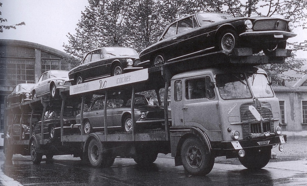 Automotive History: Italian Deadly Sins (Part 2) – Iso Rivolta ...