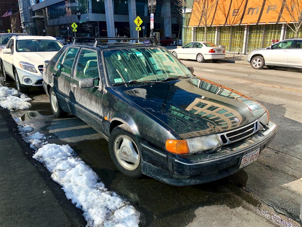 CC Outtake: 1997 Saab 9000 CS – Steadfast Swede   Curbside