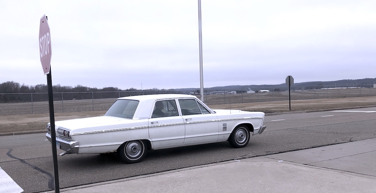 Curbside Outtake 1966 Plymouth Fury III Let Yourself Go