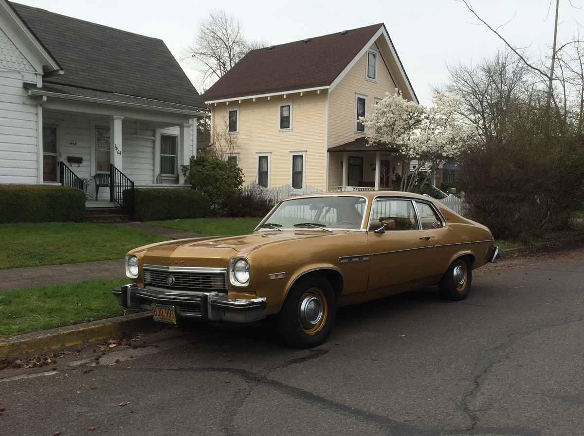 Curbside Classic: 1974 Buick Apollo – Back To Being a Daily Driver In Its  Second Lifetime