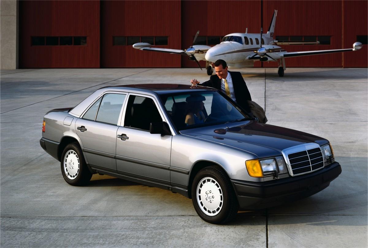 Mercedes W124 jet cc capsule 1993 mercedes benz 300e (w124) the greatest mercedes