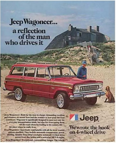 1979 jeep wagoneer: 1977
