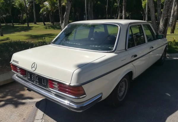 Curbside Classic: 1978 Mercedes-Benz 280 (W123) – Born To