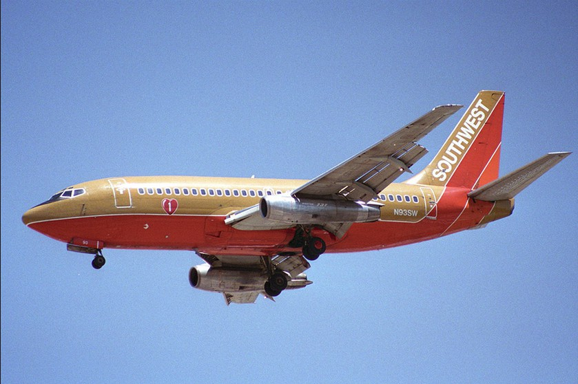 Rampside Classic: Boeing 737-200 – Once As Common As a Taurus
